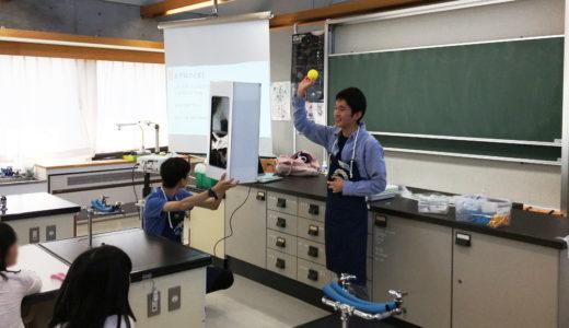 2019/10/30 ブラックウォールボックス工作教室@目黒区立緑ヶ丘小学校