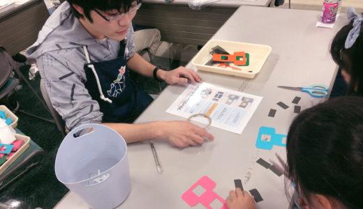 2019/11/03 2種類の工作カフェ@越谷市科学技術体験センター ミラクル